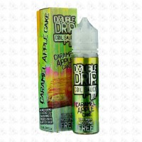Caramel Apple Cake By Double Drip 50ml 0mg