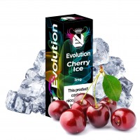 Cherry Ice By Evolution Vaping 10ml