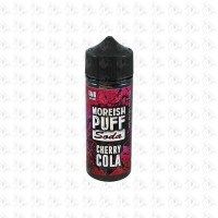 Cherry Cola By Moreish Puff Soda 100ml 0mg