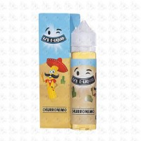 Churronimo By Fj Eliquid 50ml 0mg