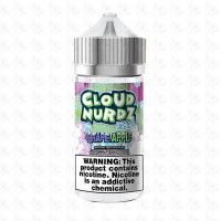 Grape Apple Iced By Cloud Nurdz 100ml Shortfill