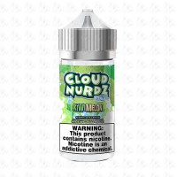 Kiwi Melon Iced By Cloud Nurdz 100ml Shortfill