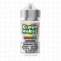Strawberry Lemon Iced By Cloud Nurdz 100ml Shortfill