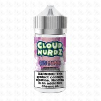 Grape Strawberry By Cloud Nurdz 100ml Shortfill