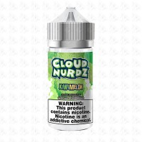 Kiwi Melon By Cloud Nurdz 100ml Shortfill