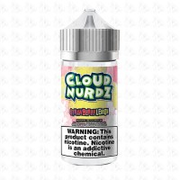 Strawberry Lemon By Cloud Nurdz 100ml Shortfill
