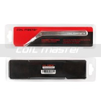 Coil Master Ceramic Tweezers (Bent)