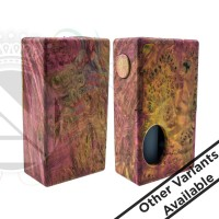 Stab Wood Squonk Mod By Yi Loong