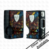 Spade DNA75c Squonk Mod By Vicious Ant