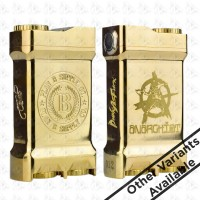 The Collab Box Mod By Plan B Supply Co x Anarchist