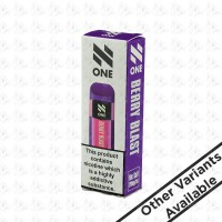 N One Disposable Pod 20mg 2ml