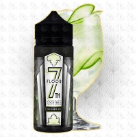 Coolcumber Gin By 7th Floor 100ml Shortfill