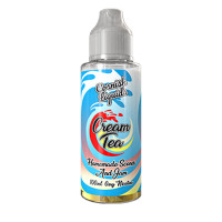 Cream Tea By Cornish Liquids 100ml Shortfill