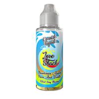 Love Shack By Cornish Liquids 100ml Shortfill