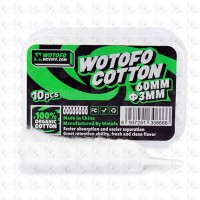 Agleted Cotton Wick By Wotofo 3mm