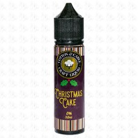 Christmas Cake By Cotton and cable 50ml Shortfill
