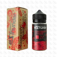 Cranberry Charge By El Thunder 80ml Shortfill