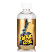 Caramel By Creme Kong 200ml Shortfill