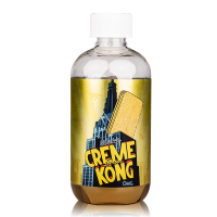 Creme Kong Lemon By Retro Joes 200ml Shortfill