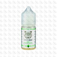 Kiwi Polar Slush By Crystal Bear 0mg 25ml