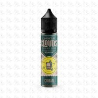 Cuban By Coastal Clouds 50ml Shortfill