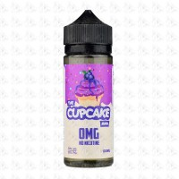 Cupcake Man Blueberry By Vaper Treats 100ml 0mg