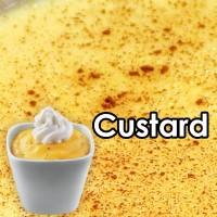 Custard 10ml High Vg By Vjuice