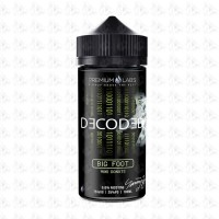 Big Foot By Decoded 100ml Shortfill
