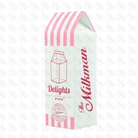 Pink 2 By The Milkman Delights 50ml Shortfill