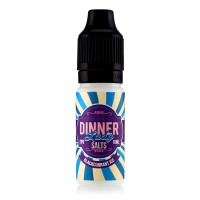 Blackcurrant Ice By Dinner Lady Salt 10ml