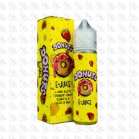 Strawberry Donuts By Donuts Eliquid 50ml 0mg
