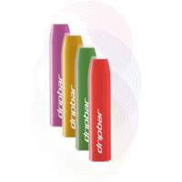 600puff Dripbar 2ml Disposable Vape Device 20mg salt