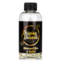 Blackcurrant Jam and Custard By Dripping Desserts 200ml Shortfill