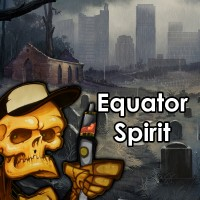 Equator Spirit 10ml 50/50 By Vjuice