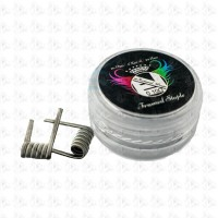 Evo Framed Staple Coils 0.1Ohm