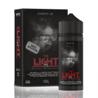 The Light By Prohibition Vapes Co 100ml Shortfill