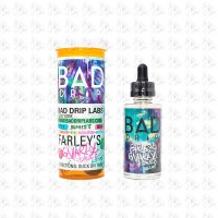 Farley Gnarly Sauce Iced Out By Bad Drip 50ml 0mg