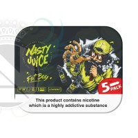 Fat Boy By Nasty Juice 5x10ml 70/30