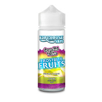 Grape Kiwi And Lime Ice By Firehouse Vape Frostbite Fruits 100ml Shortfill