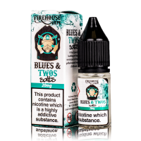 Blues And Twos Salts By Firehouse Vape 10ml