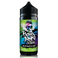 Blue Razz And Lime By Flava Junki 100ml Shortfill