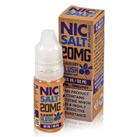Blueberry Slush Nic Salt By Flawless 10ml 20mg