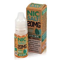 Classic Mint Nic Salt By Flawless 10ml 20mg