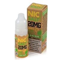 Lemon and Lime Nic Salt By Flawless 10ml 20mg
