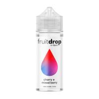 Cherry Mixed Berries Vape Juice By Drop Eliquid 100ml Shortfill