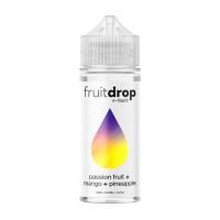 Passionfruit Mango Pineapple Vape Juice By Drop Eliquid 100ml shortfill