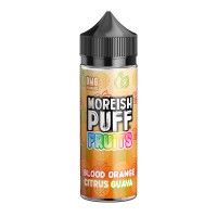 Blood Orange Citrus Guava By Moreish Fruits 100ml Shortfill
