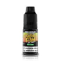 Furious Fish Salts 10mg/20mg in a 10ml bottle in Fruit Pastilles flavour