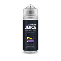 Banana Milk Frosted By Future Juice 100ml Shortfill
