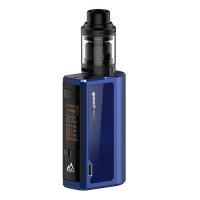 Geekvape Obelisk 200w kit available in blue, silver, gunmetal and black
